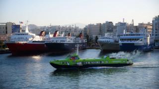 Επιστρέφει στο λιμάνι του Πειραιά το Flying Dolphin με 66 επιβάτες