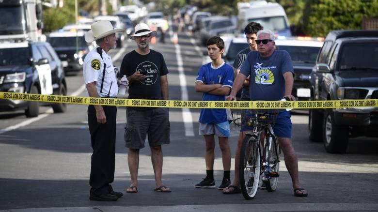 Καλιφόρνια: Τέσσερις νεκροί από επίθεση με μαχαίρι
