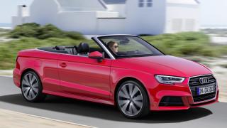 Αυτοκίνητο: Γιατί το καινούργιο Audi A3 δεν θα είναι διαθέσιμο και ως cabrio;