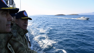 Ακάρ: Θα πληρώσει τίμημα όποιος δοκιμάσει την ισχύ της Τουρκίας στην Κύπρο