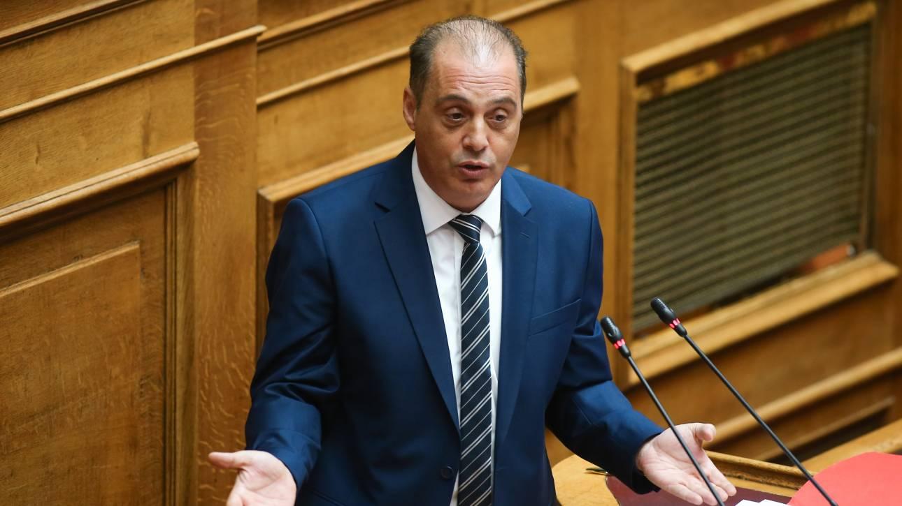 Βελόπουλος: Η κυβέρνηση μιλά για λιγότερο κράτος αλλά δημιουργεί μεγάλο αριθμό επιτροπών