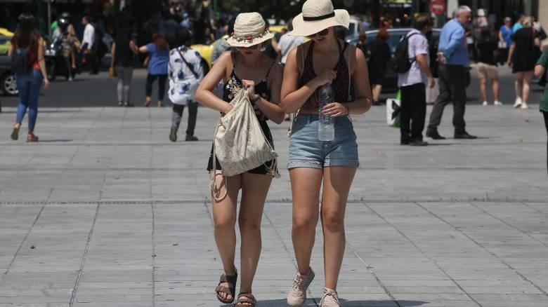 Καύσωνας διαρκείας από σήμερα: Έρχονται 40άρια