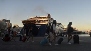 Αυξημένα μέτρα στα λιμάνια τον Δεκαπενταύγουστο
