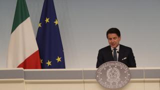 Κρίση στην Ιταλία: Ο Κόντε απαιτεί από τον Σαλβίνι να εξηγήσει γιατί ρίχνει την κυβέρνηση