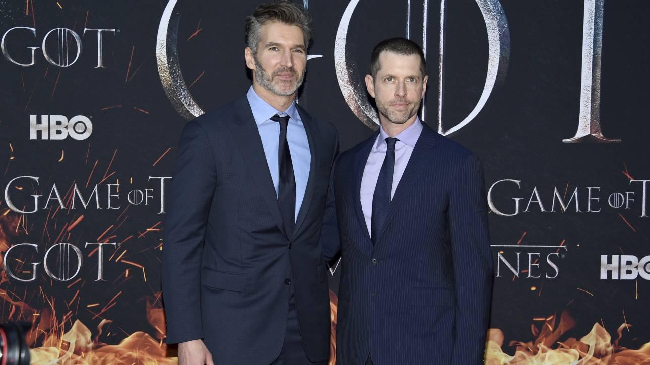 Game of Thrones: Οι δημιουργοί της σειράς πήραν «χρυσή» μεταγραφή στο Netflix