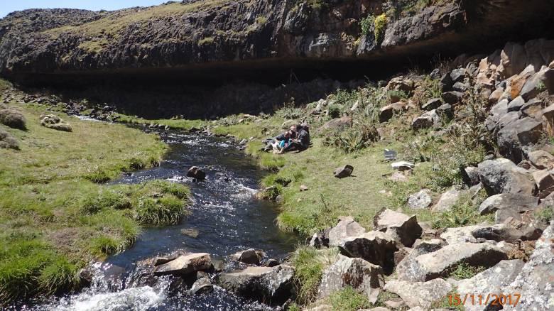 Πριν 45.000 χρόνια οι άνθρωποι ζούσαν ήδη στα παγωμένα βουνά της Αιθιοπίας