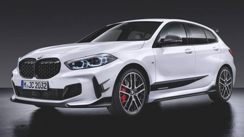 Αυτοκίνητο: Η πιο σπορ έκδοση της νέας σειράς 1 της BMW θα είναι plug-in υβριδική με 400 ίππους