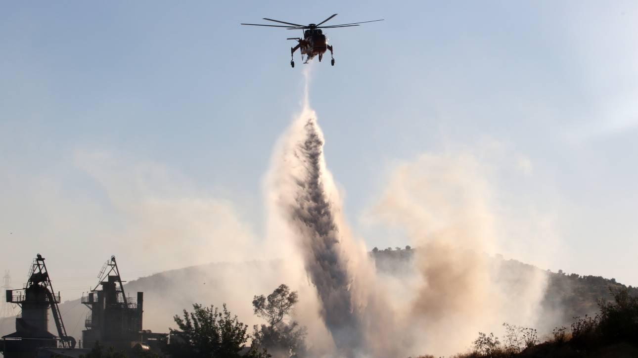 Σε κατάσταση συναγερμού πολλές περιοχές για εκδήλωση φωτιάς το Σάββατο