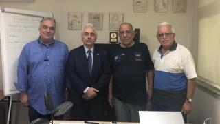 Ο Ελληνικός Ερυθρός Σταυρός στο πλευρό των Μεσογειακών Αγώνων