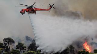 Σε κατάσταση συναγερμού πολλές περιοχές για εκδήλωση φωτιάς σήμερα