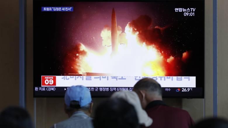 Βόρεια Κορέα: Νέες εκτοξεύσεις πυραύλων αγνώστου τύπου