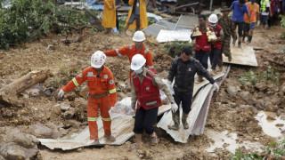 Τραγωδία στη Μιανμάρ: 41 νεκροί και δεκάδες αγνοούμενοι από κατολίσθηση