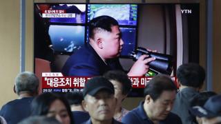 Βόρεια Κορέα: Ο Κιμ επιθεώρησε τη δοκιμή ενός «νέου όπλου»