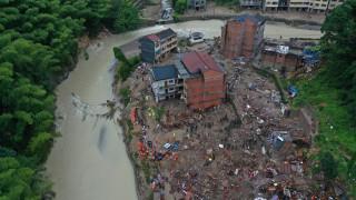 Ο τυφώνας Λέκιμα σφυροκοπά την Κίνα: Αυξήθηκαν οι νεκροί - Δεκάδες οι αγνοούμενοι