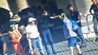 Ιταλία: Συνελήφθη Ιρακινός που απείλησε να αυτοπυρποληθεί κοντά στο Βατικανό
