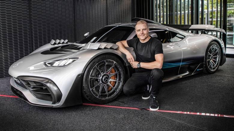 Αυτοκίνητο: Γιατί η Mercedes δεν θα παραδώσει τα AMG One πριν το 2021;