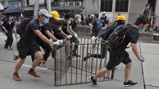 Χονγκ Κονγκ: Συνεχίζονται οι βίαιες διαδηλώσεις - Χρήση δακρυγόνων εναντίον αντικυβερνητικών