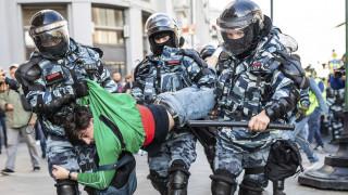 Στο «στόχαστρο» της Ρωσίας η Google για τη μετάδοση των μαζικών διαδηλώσεων μέσω Youtube