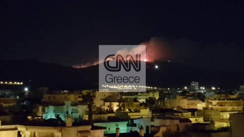 Φωτιά Υμηττός: Άνοιξαν οι δρόμοι σε Αττική οδό και Κατεχάκη