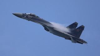 Η Άγκυρα εξετάζει το ενδεχόμενο να αγοράσει μαχητικά αεροσκάφη Su-35 από τη Ρωσία
