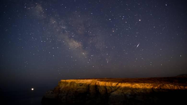 Περσείδες: Εν αναμονή της εντυπωσιακής «βροχής» των αστεριών