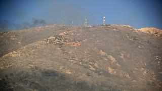 Φωτιά Υμηττός: Δεν υπάρχει ενεργό μέτωπο, καμία ανησυχία για το δάσος Καισαριανής