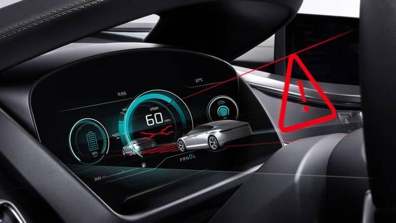 Τώρα οι ψηφιακοί πίνακες οργάνων των αυτοκινήτων γίνονται και τρισδιάστατοι