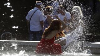 Καύσωνας μέχρι και την Τετάρτη - Πού θα χτυπήσει «κόκκινο» ο υδράργυρος