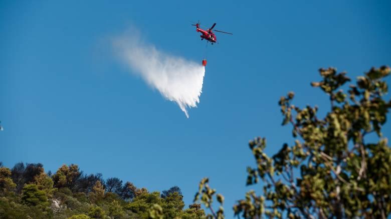 Φωτιά Υμηττός: Έρευνες για τα αίτια της πυρκαγιάς μετά από καταγγελίες πολιτών