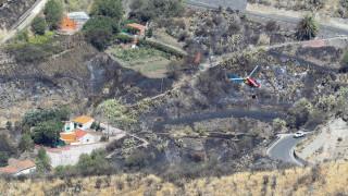 Γκραν Κανάρια: Συνεχίζεται η μάχη με τις φλόγες - Στάχτη 15.000 στρέμματα