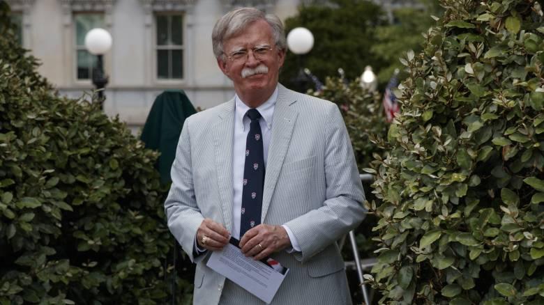 Μπόλτον: Οι ΗΠΑ θα στήριζαν με ενθουσιασμό ένα Brexit χωρίς συμφωνία