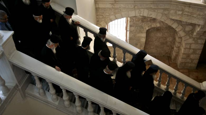 Η Ελλάδα και το Ελληνορθόδοξο Πατριαρχείο Ιεροσολύμων