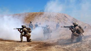 Νεκροί δέκα τζιχαντιστές του ISIS σε κοινή επιχείρηση του Ιράκ και του διεθνούς συνασπισμού