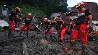 Ο Λεκίμα «σαρώνει» την Κίνα: Αυξήθηκαν οι νεκροί, αγωνία για τους αγνοούμενους