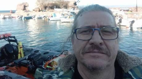 Κώστας Αρβανίτης: Σήμερα η κηδεία του ήρωα - ψαρά