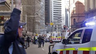 Σίδνεϊ: Άνδρας με μαχαίρι επιτέθηκε σε περαστικούς - Μία νεκρή και μία τραυματίας
