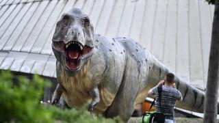 Πώς το Μπόχουμ της Γερμανίας έγινε η «πόλη των δεινοσαύρων»