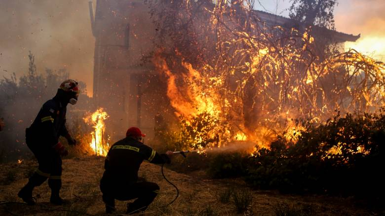 Εύβοια: Σε κατάσταση έκτακτης ανάγκης η Δημοτική Ενότητα Μεσσαπίων