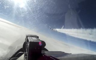 Ρωσικά μαχητικά απώθησαν πολεμικό αεροσκάφος του ΝΑΤΟ