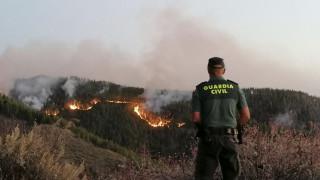Γκραν Κανάρια: Υπό προσωρινή κράτηση άνδρας που φέρεται να προκάλεσε την μεγάλη πυρκαγιά