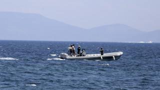 Εντοπίστηκε ακυβέρνητο σκάφος στη Γυάρο - Δύο άτομα περισυνέλεξε το Hellenic Highspeed