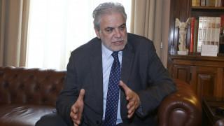 Φωτιά στην Εύβοια: Στην Ελλάδα την Τετάρτη ο Στυλιανίδης  - Θα συναντηθεί με τον Χρυσοχοΐδη