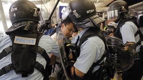 «Πυρά» Κίνας κατά ΗΠΑ και ο ΟΗΕ για τις διαδηλώσεις στο Χονγκ Κονγκ