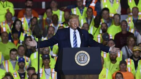 Ο Τραμπ απειλεί με αποχώρηση των ΗΠΑ από τον Παγκόσμιο Οργανισμό Εμπορίου