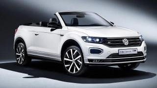 Αυτοκίνητο: Το VW T-Roc Cabriolet είναι το πρώτο ανοιχτό κόμπακτ SUV και ξεκινά από τα 1.000 κυβικά