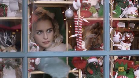 Εμίλια Κλαρκ: Από το «Game of Thrones»... ξωτικό στο «Last Christmas» (trailer)