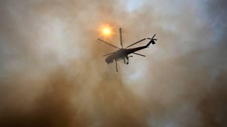 Μαίνεται η πυρκαγιά στην Εύβοια: Διαρκείς οι αναζωπυρώσεις - Στάχτη χιλιάδες στρέμματα δασικής γης