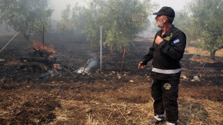 Πολύ υψηλός ο κίνδυνος για πυρκαγιά και τον Δεκαπενταύγουστο
