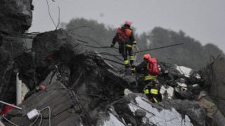 Γένοβα: Η γέφυρα όπου έχασαν τη ζωή τους 43 άτομα δεν είχε συντηρηθεί για 25 χρόνια