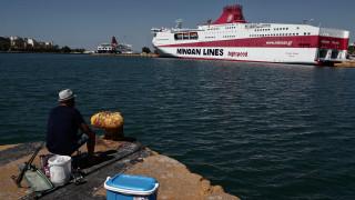 Με καθυστέρηση η άφιξη του Κνωσός Παλάς στο Ηράκλειο λόγω βλάβης μεσοπέλαγα